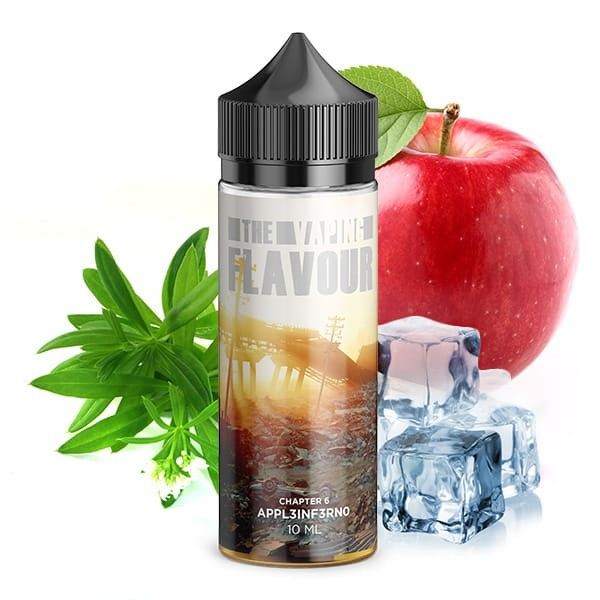 THE VAPING FLAVOUR - Chapter 6 Appl3inf3rno Aroma 10ml