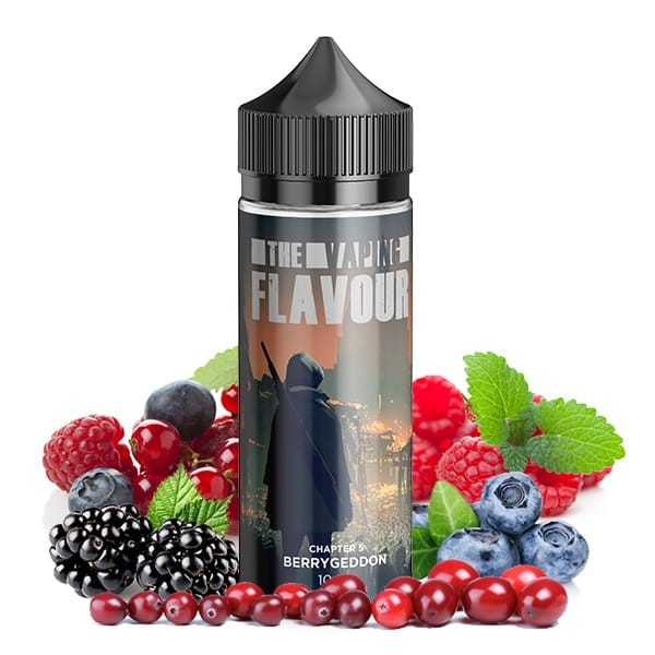 THE VAPING FLAVOUR - Chapter 5 Berrygeddon Aroma 10ml